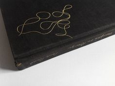 Paul Rand #line #design #graphic #book #cover #gold #editorial