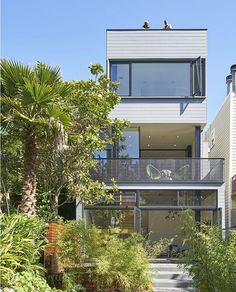 29th Street Residence in San Francisco / Schwartz and Architecture
