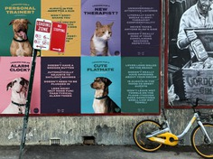 Adobe Pawtraits - Mindsparkle Mag For The People & ilana grace designed this beautiful project named Adobe Pawtraits. #logo #packaging #identity #branding #design #color #photography #graphic #design #gallery #blog #project #mindsparkle #mag #beautiful #portfolio #designer