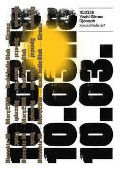 Quim Marin – Typographic Posters