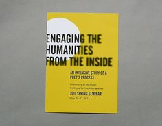 Engaging The Humanities - Amanda Jane Jones #poster