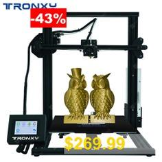 Tronxy #XY-3 #2019 #Personal #Use #Cheap #Desktop #DIY #3D #Homer #Printer #For #Toys #Children #Design #Education