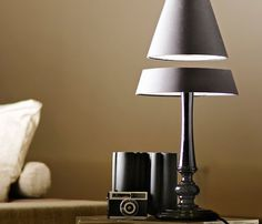 Floating Lamp By Crealev #gadget