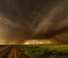 Incredible Storm Chasing Photography by Greg Johnson