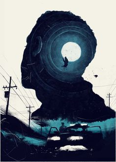 Wonderful Drawing Illustrations by Simon Prades