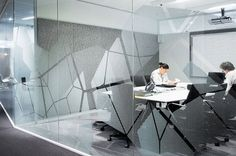 Graphic-ExchanGE - a selection of graphic projects #interior #office #design #space #graphics