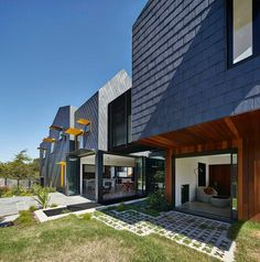 Charles House - Austin Maynard Architects 16