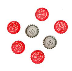 No-Li Brewhouse Caps #beer #bottlecap