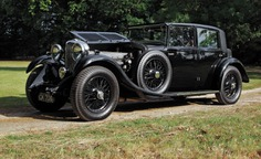 "classiccarfeed: "" Bentley 8-litre 1930–1932 """
