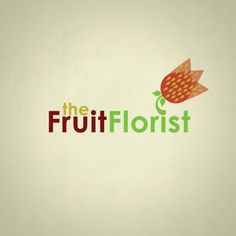 DharmaPixels | Mindfulness in Design #design #graphic #fruit #brand #cute #logo #florist