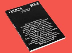 Diary of Design - Choices Paris by Côme de Bouchony