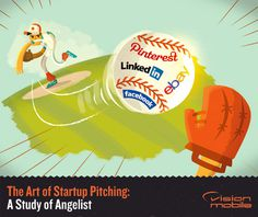 The Art of One line Pitching: A Study of AngelList #article #illustration #vector #texture
