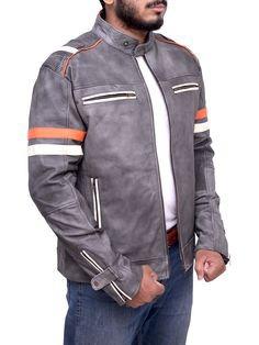 Make Your Ride on Café Racer Bike Perfect by Retro Jacket, Designed for Biker Vintage Café Race. #MenJackets #BikerJacket #RetroJacket #CafeRacer #CafeRacerBikes #CafeRacerJackets #RidingJacket #RiderJackets #JacketsonSale #Fashion