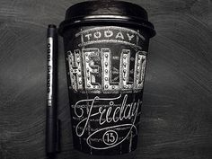 Friday13 by Igor_Eezo #lettering