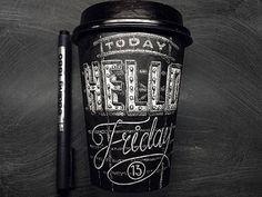 Friday13 by Igor_Eezo #lettering