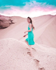 Gorgeous Lifestyle Portrait Photography by Lindsey Poyar