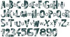 30 Cutting Edge Tattoo Fonts
