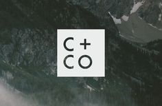 Crol & Co Identity by Studio Beuro #studio beuro #logo #identity #white #square #crisp #tight #crop #brand #branding