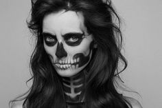 Skull Girl.  Value.