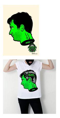 Toffie Poster/T Shirt #prseident