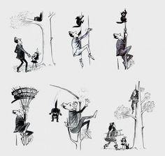 Eric Gurney 2 #illustration