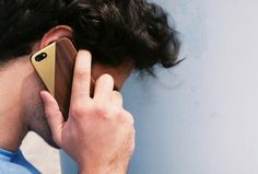 CLIC Metal iPhone Case by Native Union #tech #flow #gadget #gift #ideas #cool