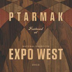 EXPO_PTARMAK #wood #texture #typography