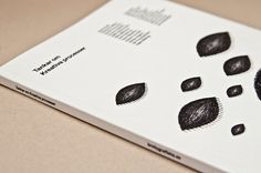 Portfolio of graphic designer Tobias Eriksson #creative #process #book #thoughts #the #about