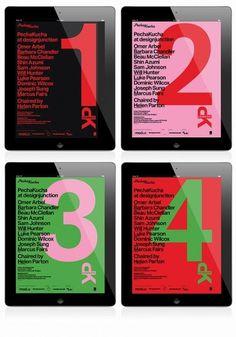 Studio Small #typography #type #ipad #web #digital