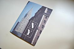 NY photobook #typography #design #book #cover #york #new