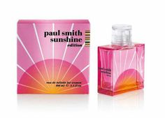 Paul Smith #packaging #smith #sunshine #fragrance #paul