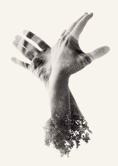 Graphic-ExchanGE - a selection of graphic projects #photography #hands