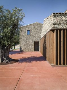 This Italian Stone House Celebrates Vernacular Architecture in a Modern Way 1