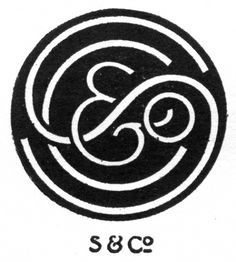 Newhouse Books /// YESS. #circle #logotype #1905 #logo #monogram #type