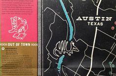 Neighborhood Studio Herb Lester #jinkins #map #curtis #armadillo #illustration