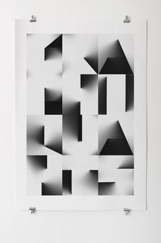 les graphiquants | Tumblr #white #graphiquerie #black #poster #type