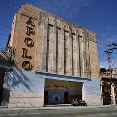 Photographer Carolina Sandretto Documents Old Movie Theatres in Cuba