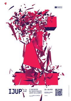 IJUP 2012 Visual Identity #identity