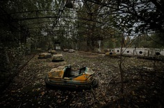Fascinating Photos of The Chernobyl Exclusion Zone by Jeffrey Garriock