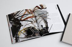 Description #catalog #print #book #spread #type #layout #brochure