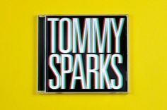 red-design #sparks #album #cover #music #tommy