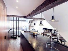 Loft in Paris by Margaux Beja - #decor, #interior, #home