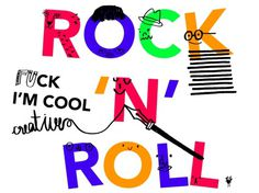 Rock n Roll #illustration