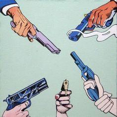 FFFFOUND! #guns