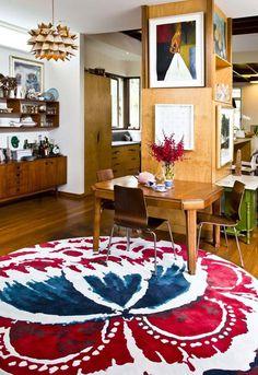 EastonPearson DesignersRugs2 #design #interiors #home