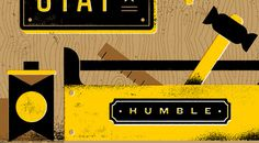 Humble_detail #illustration