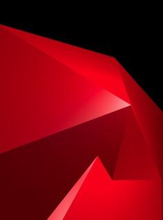 Red by Jim Keaton ©Structured Art 2020, Gardner keaton Inc.