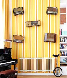 Stoke Newington apartment Avocado Sweets Studio - www.homeworlddesign. com (11) #interior #design #decor