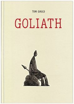 Tom Gauld - goliath #illustration #book #comic #goliath #tom #gauld