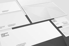 Design for Europe by Only #stationary #graphic #design